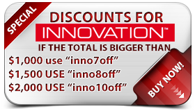 Special Innovation Coupons