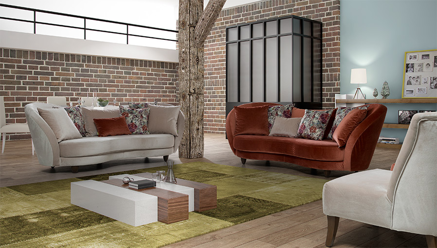 Modern Living Room Furniture - Contemporary Living Room Sets ...