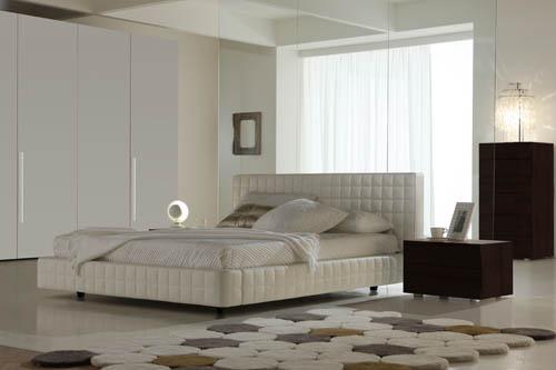Modern Bedroom Furniture - White Contemporary Bedroom Furniture ...